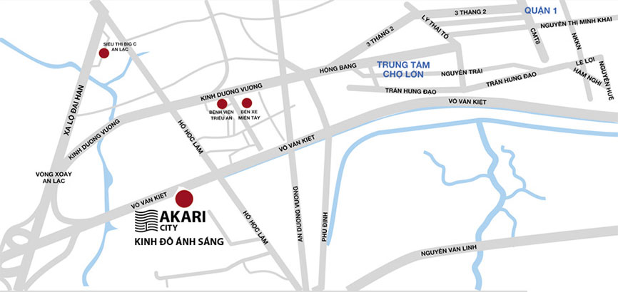 Can Ho Akari City Nam Long