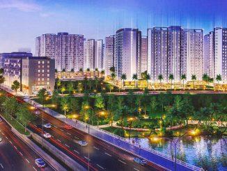 Căn hộ Akari City Nam Long