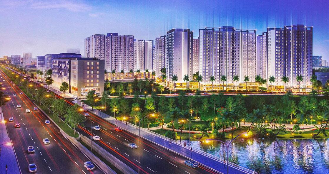 Thiết Kế Căn Hộ Akari City Bình Tân