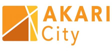 Logo Akari City
