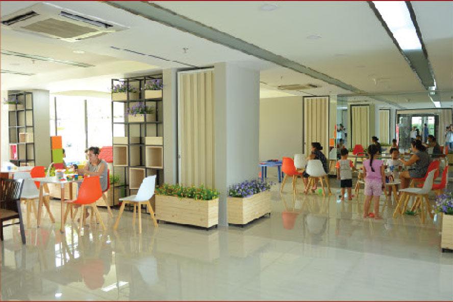 Nhà Cộng đồng Căn hộ AKARI CITY Bình Tân