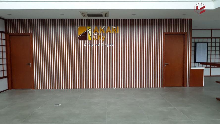 Nhà mẫu Akari city Nam Long