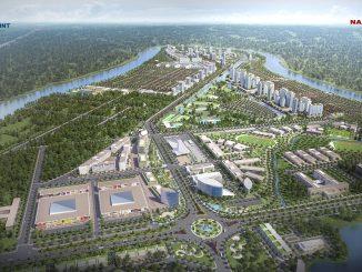 Dự án Waterpoint Nam Long Bến Lức