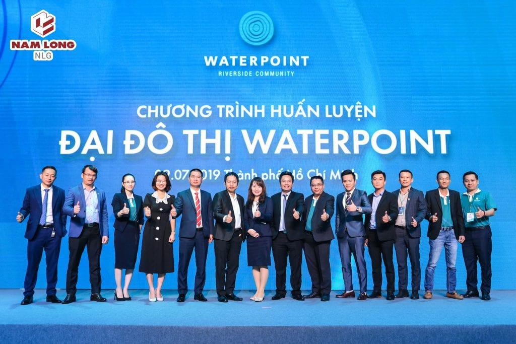 F1 phân phối dự án Waterpoint