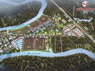 dự án Waterpoint Nam Long An Thạnh