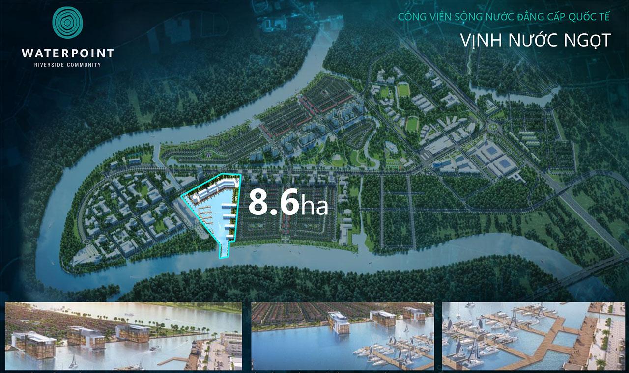 Vinh Nuoc Ngot Waterpoint Nam Long