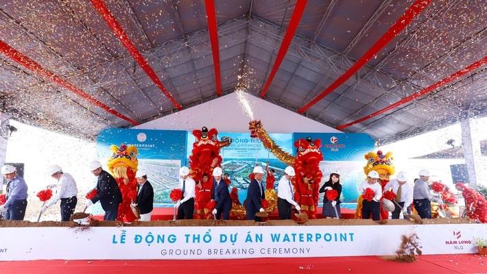 lễ-khởi-công-dự-án-waterpoint-nam-long