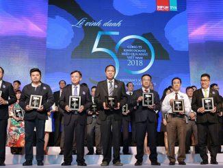 Tập đoàn Nam Long đạt Top 50